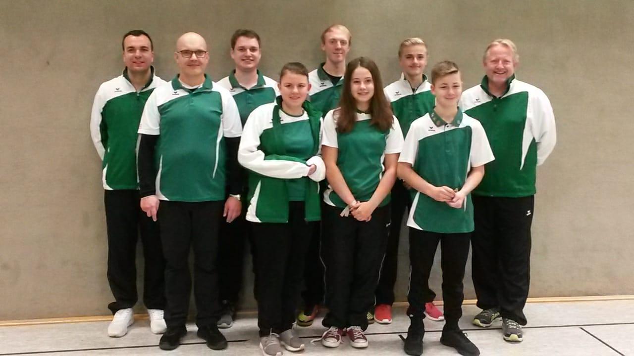 Top-Leistung unserer Bogenschützinnen und Bogenschützen aus Querum!